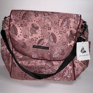 NWT Petunia Pickle Bottom Ginger Roll BoxyBackpack